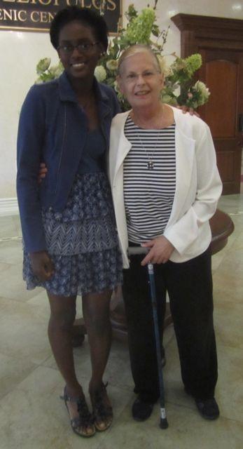 2014 Scholarship Recipient Rebecca Newberger